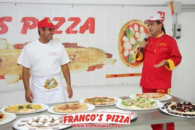 scuola di pizzaiolo a salerno e provincia