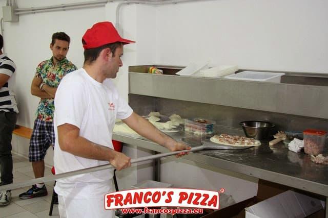 Corso pizzaiolo Battipaglia